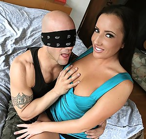 Best Blindfold Porn Pictures
