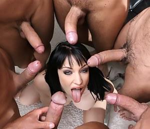 Best Blowbang Porn Pictures