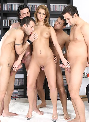 Best Gangbang Porn Pictures