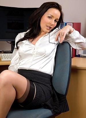 Best Secretary Porn Pictures